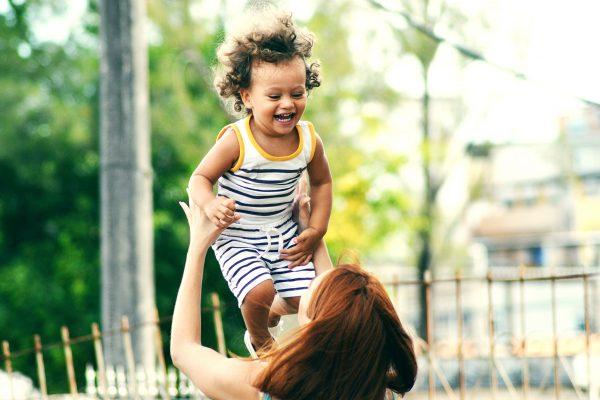 maman confiante intuitive et sereine